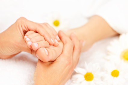 Rejuvenating Reflexology